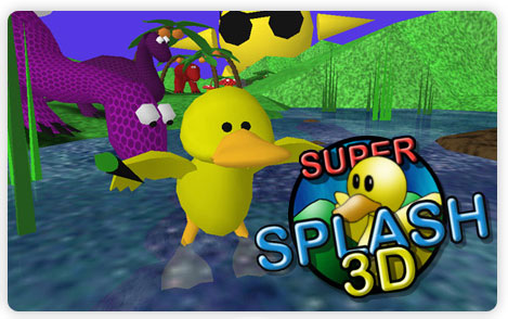 Super Splash 3D